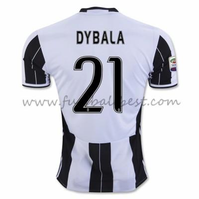 Juventus fußball trikots 2016-17 Dybala 21 heimtrikot