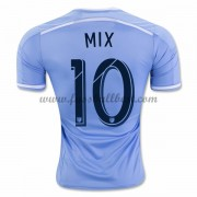 New York City fußball trikots 2016-17 Mix Diskerud 10 heimtrikot..