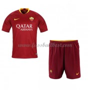 Fussball Trikotsatz Kinder AS Roma 2018-19 Heimtrikot..
