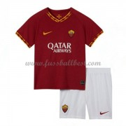 Fussball Trikotsatz Kinder AS Roma 2019-20 Heimtrikot..