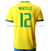 Nationalmannschaft Trikot Brasilien 2021 Marcelo Junior 12 Heimtrikot..