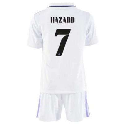 Fussball Trikotsatz Kinder Chelsea 2018-19 Eden Hazard 10 Heimtrikot