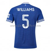 Everton Fußball Trikots 2018-19 Ashley Williams 5 Heimtrikot