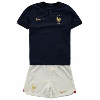 Fussball trikotsatz kinder Frankreich 2018 heimtrikot