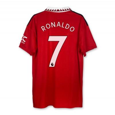Juventus FuÃball Trikots 2018-19 Cristiano Ronaldo 7 Heimtrikot