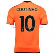 Liverpool fußball trikots 2017-18 Philippe Coutinho 10 3rd trikot..
