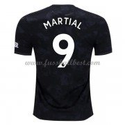 Manchester United Fußball Trikots 2019-20 Anthony Martial 9 3rd Trikot..