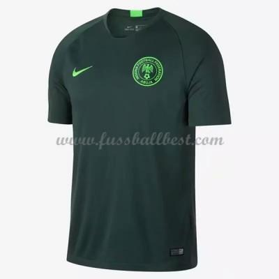 Günstige fußballtrikots Nigeria WM 2018 auswärtstrikot