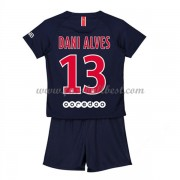 Fussball Trikotsatz Kinder Paris Saint Germain PSG 2018-19 Dani Alves 32 Heimtrikot..