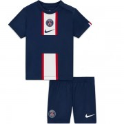 Fussball Trikotsatz Kinder Paris Saint Germain PSG 2018-19 Heimtrikot