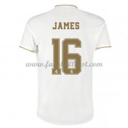 Real Madrid Fußball Trikots 2019-20 James Rodriguez 16 Heimtrikot