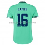 Real Madrid Fußball Trikots 2019-20 James Rodriguez 16 3rd Trikot