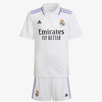 Fussball Trikotsatz Kinder Real Madrid 2018-19 Heimtrikot