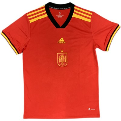 Günstige fußballtrikots Spanien WM 2018 heimtrikot